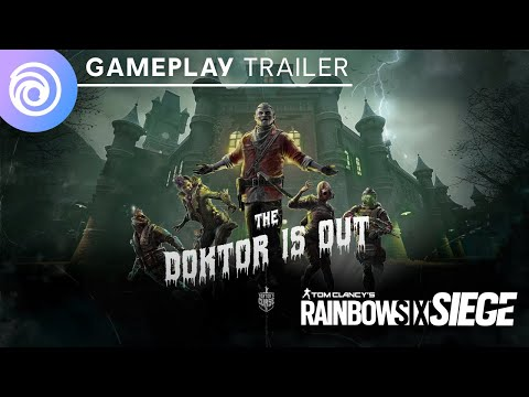 Doktor´s Curse - Der Doktor ist zurück - Trailer | Ubisoft [DE]