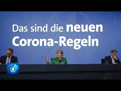 Öffentliches Leben an Ostern wird heruntergefahren   Pressekonferenz nach Bund-Länder-Treffen