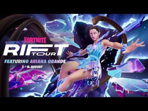 Teaser-Trailer: Die Rift Tour mit Ariana Grande