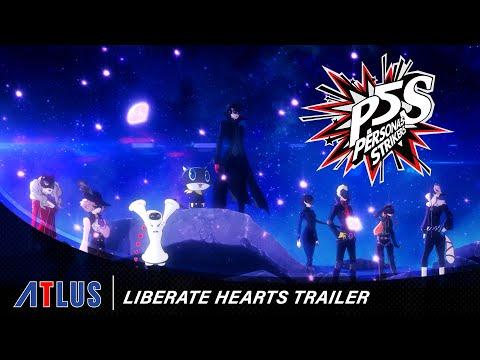 Persona 5 Strikers – Liberate Hearts Trailer   PlayStation 4, Nintendo Switch, PC (DE USK)