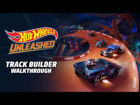 Hot Wheels Unleashed™ Track Builder Walkthrough