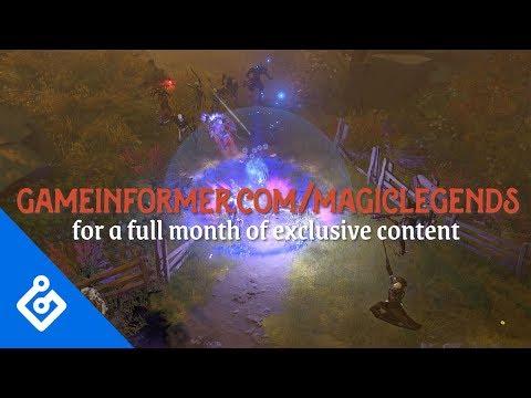 Magic: Legends Exclusive Coverage Trailer