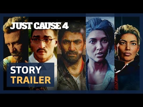 Just Cause 4: Story Trailer [PEGI]
