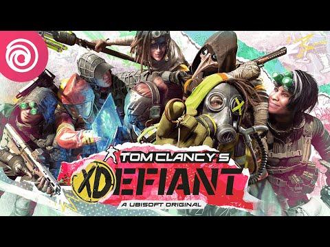 Tom Clancy's XDefiant - Weltweite Enthüllung | Ubisoft [DE]