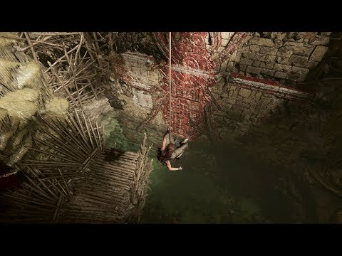 Shadow of the Tomb Raider – Treacherous Traversal [PEGI]