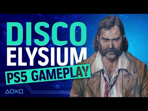Disco Elysium PS5 Gameplay - 5 Things You Need To Know