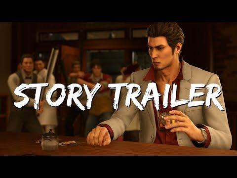 Yakuza Kiwami 2 Story Trailer (GER)