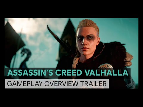 Assassin's Creed Valhalla: Gameplay Overview Trailer