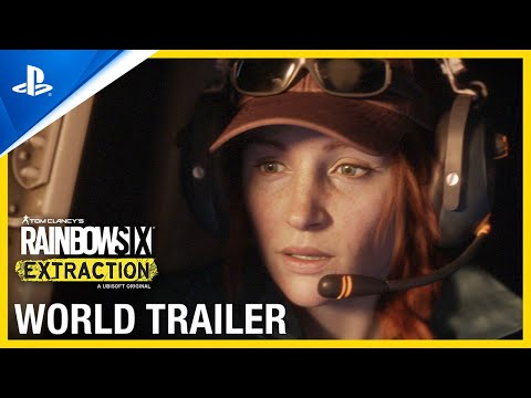 Rainbow Six Extraction - PlayStation Showcase 2021: Story Trailer   PS5, PS4