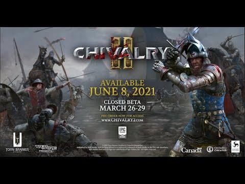 Chivalry II – Beta Announce, Release Date & Dev Diary [DE]