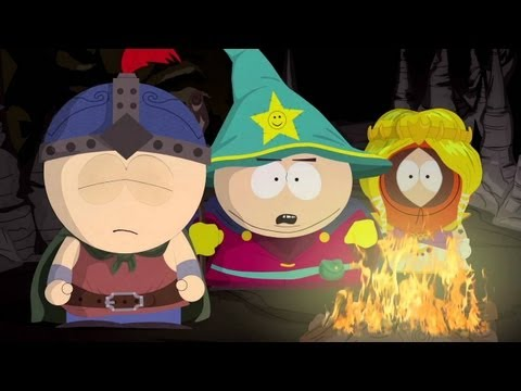 South Park: The Stick of Truth - E3 2012 Gameplay Trailer HD