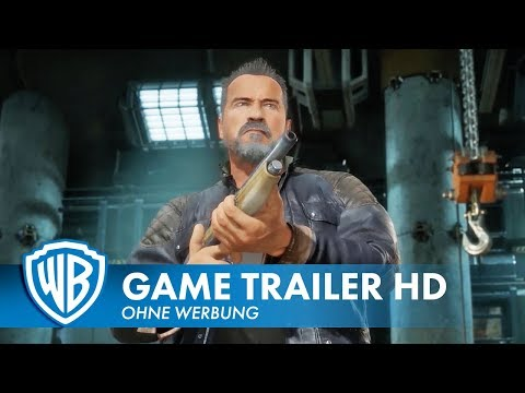 MORTAL KOMBAT 11 – Terminator T-800 Gameplay Trailer Deutsch HD German (2019)
