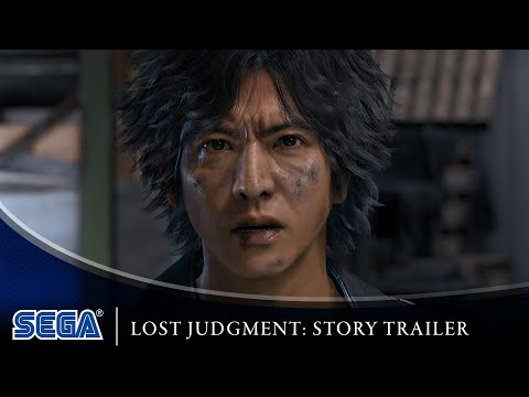 Lost Judgment   Story Trailer [USK]