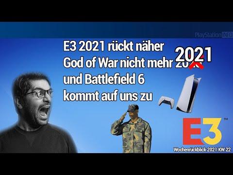 E3 2021 rückt näher - God of War nicht mehr 2020 und Battlefield 6 kommt auf uns zu