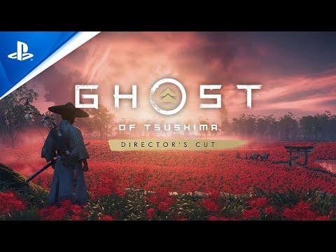 Ghost of Tsushima Director's Cut | PS5, PS4, deutsch