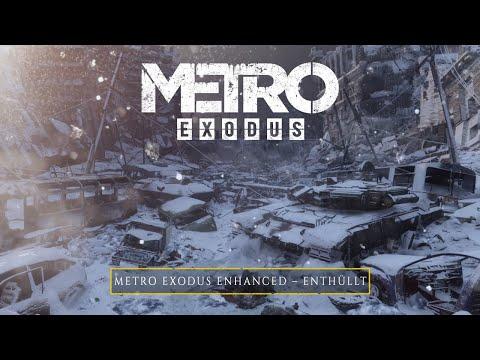 Metro Exodus Enhanced – Enthüllt (USK)