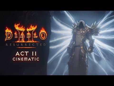 Diablo® II: Resurrected™ | Video von Akt II