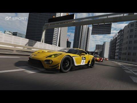 Gran Turismo Sport New Gameplay Part 2 Ani-Com & Games Hong Kong (PS4 Exclusive)