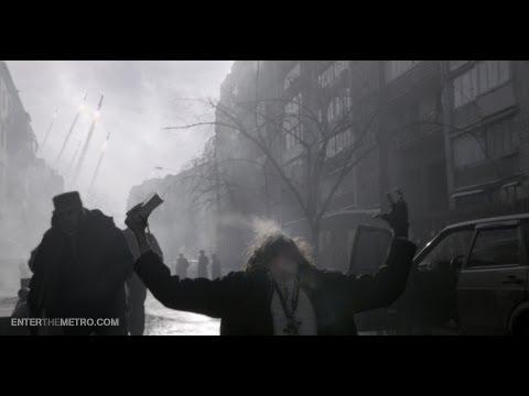 Metro: Last Light - Flucht in die Metro - Kurzfilm (Offizielle Deutsche Version)
