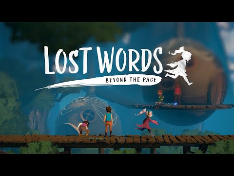 Lost Words - New York Videogame Awards-Trailer