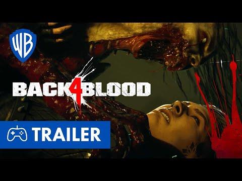 BACK 4 BLOOD – Launch-Trailer Deutsch German (2021)