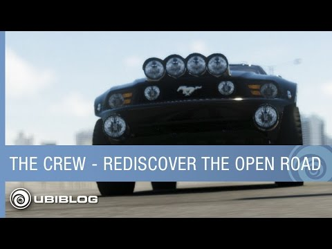 The Crew - Why It's Time to Rediscover the Open Road [NA]