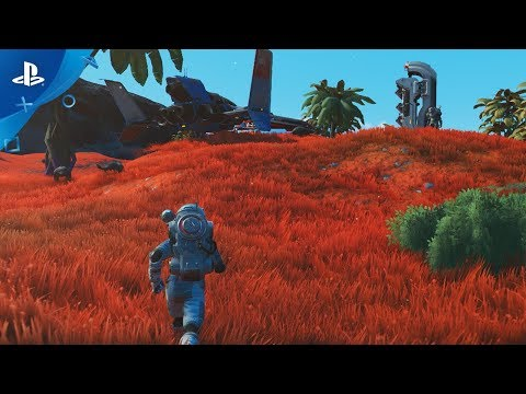 No Man's Sky Beyond - Launch Trailer   PS4