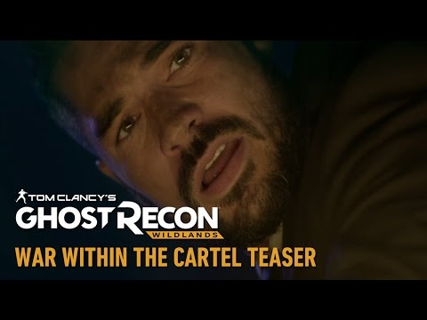 "Tom Clancy's Ghost Recon Wildlands: ""Krieg im Kartell""-Teaser [DE]"