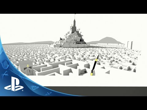 Experience The Unfinished Swan (Official Trailer)   PS4, PS Vita