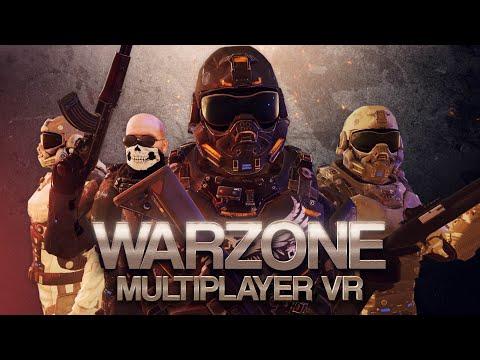 WARZONE VR (PC) - Reveal (Teaser) Trailer | Oculus Rift | HTC Vive | Windows MR