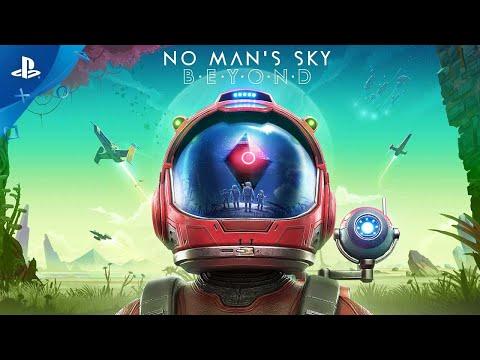 No Man's Sky: Beyond | Disc-Launch Trailer | PS4, PSVR