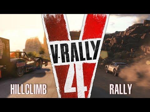 V-RALLY 4   Rally and Hillclimb [USK]