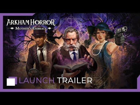 Arkham Horror: Mother's Embrace - Launch Trailer