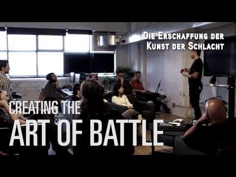 Die WURZELN von FOR HONOR | gamescom 2015 | Ubisoft [DE]