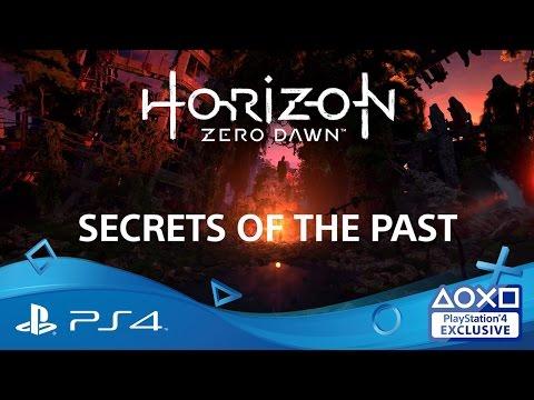 Horizon Zero Dawn   Secrets of the Past   PS4