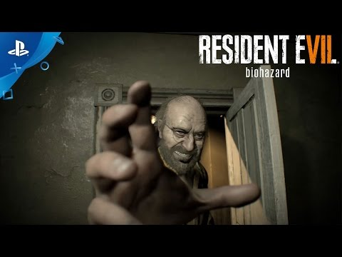 "Resident Evil 7 biohazard - TAPE-4 ""Biohazard"" – Launch Trailer   PS4"