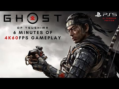 This Is How Ghost of Tsushima Should Run on PS5 (4K60)