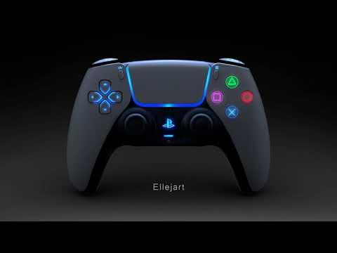DualSense Lighting | Fan Edit by Ellejart