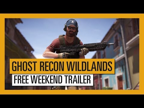 Ghost Recon Wildlands: Free Weekend Trailer | Ubisoft [DE]