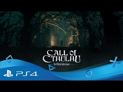 Call of Cthulhu   Depths of Madness Trailer   PS4