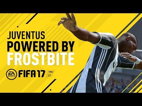 Juventus in FIFA 17 ft. Buffon, Pogba, Dybala