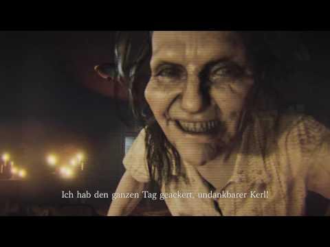 Resident Evil 7 | DLC – Verbotenes Filmmaterial – Trailer | PS4