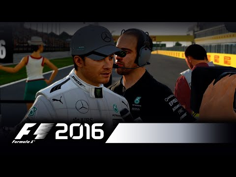 F1 2016 - Career Trailer [DE]