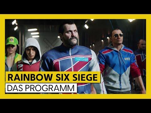 RAINBOW SIX SIEGE - DAS PROGRAMM (Road to S.I. 2020 Event)   Ubisoft [DE]
