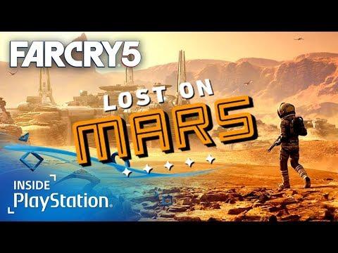 Far Cry 5: Lost on Mars DLC angezockt! | PS4 Pro Gameplay deutsch