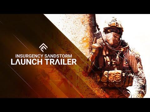 Insurgency: Sandstorm - Console Launch Trailer