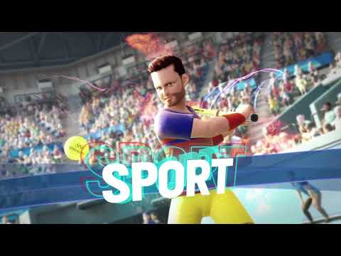 Olympic Games Tokyo 2020: The Official Video Game   Announcement Trailer (DE)