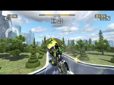 RiptideGP®: Renegade Console/PC Gameplay Fountain Park