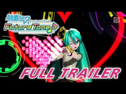 Get Up and Get Down! Hatsune Miku: Project DIVA Future Tone is Out Now!