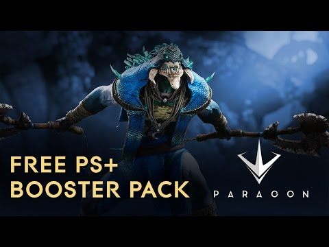 Paragon - Free PS+ Booster Pack - Available Jan. 24